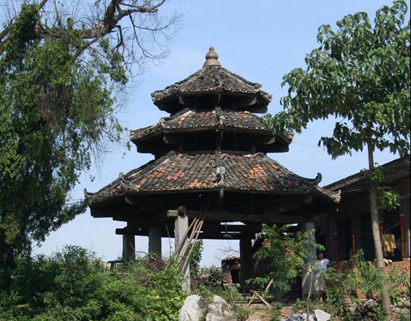 Lingyun Octagonal Pavilion