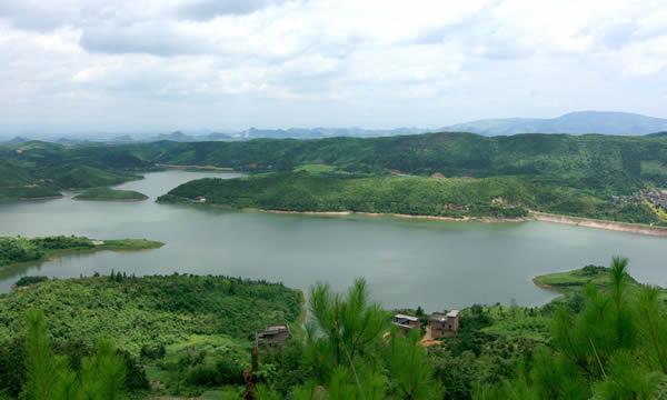 Panjiang Reservoir