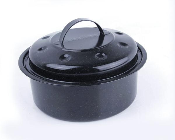 Ceramic Duck Roaster Oven Pan