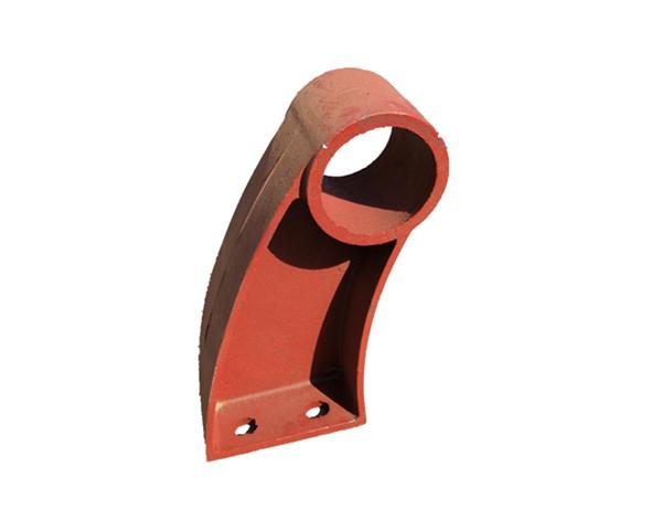 Bridge Guardrail Steel Casting Shelf Support Bracket