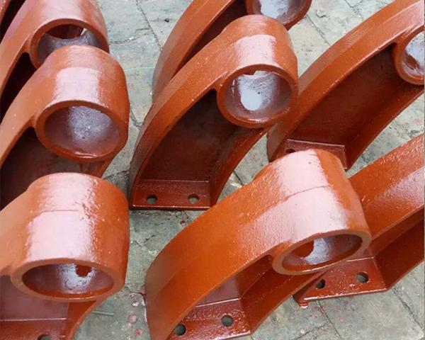 Protective Bracket  Casting Guardrail Metal Bracket