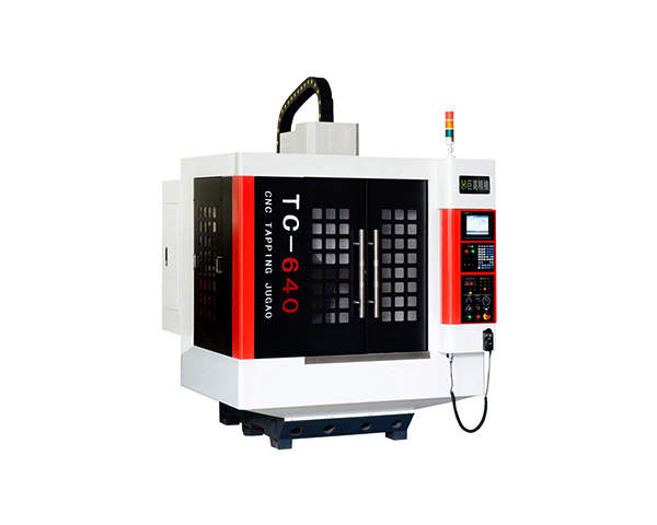 CNC Drilling & Tapping Center TC-640