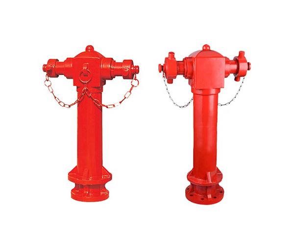 Pillar Fire Hydrant