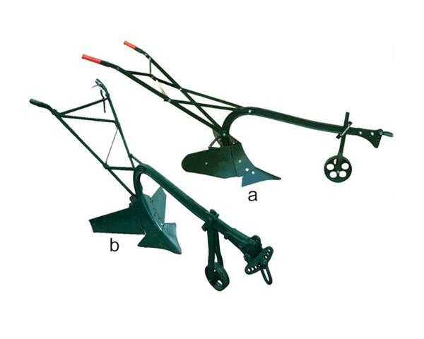 Animal-drawn Double Furrow Plough