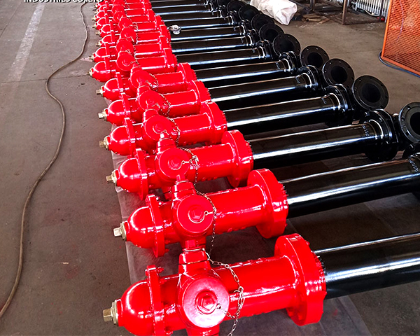 Dry Barrel Outdoor Fire Hydrant
