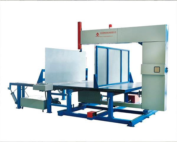 Fully-auto Vertical Foam Cutting Machine