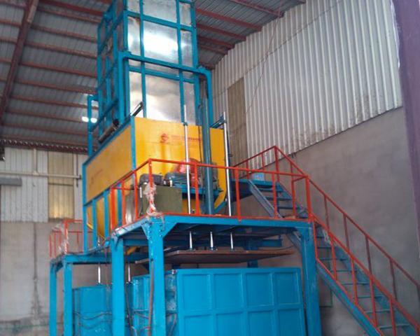 Automatic Rebonded Foam Making Machine