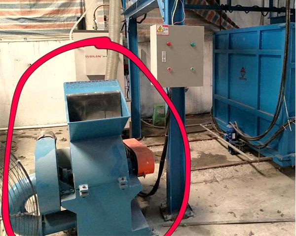 Sponge Shredding Machine/Foam Machine