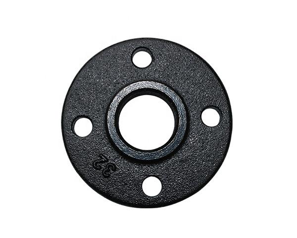 Flange Plate Iron Cast Pump Spare Parts