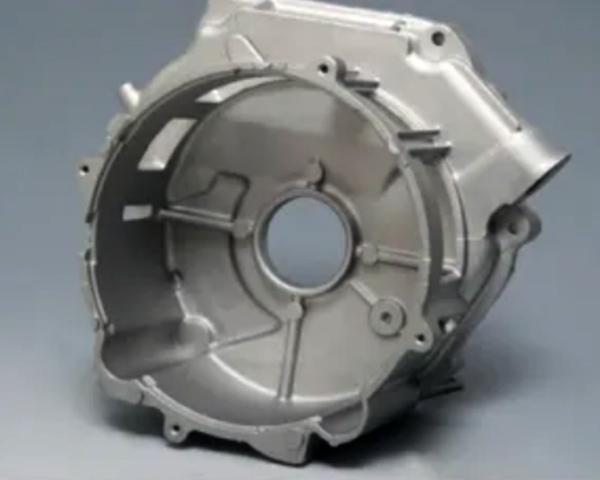 Aluminium Gravity Casting Compression End Cap