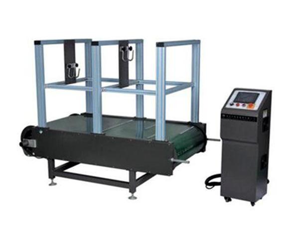 220V 50Hz Suitcase Wheel Fatigue Luggage Testing Equipment