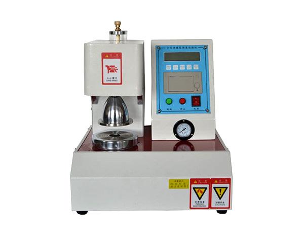 Full Automatically Carton Bursting Strength Testing Machine Packaging Testing Equipment