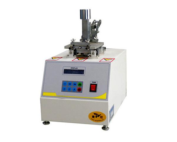 Leather Friction Testing Machine