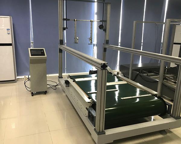 Dynamic Durability Strollers Testing Machine