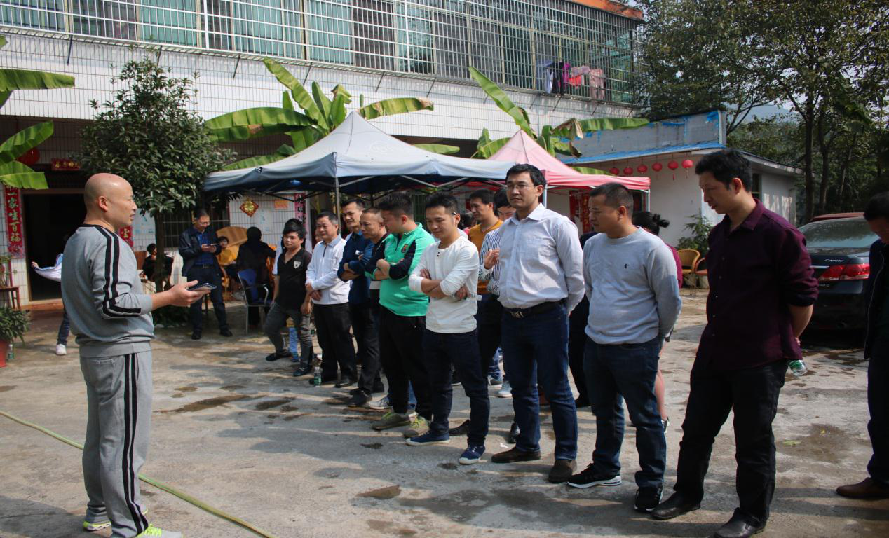 An Event Held by Jiahe Fushun Machinery Industrial Co., Ltd to Celebrate the Breaking of Historical Production Records