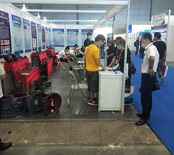 Jiahe County Participates in 2020 Changsha Intelligent Manufacturing Equipment Expo