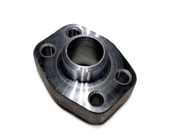 SAE Butt Welding Stainless Steel Flange